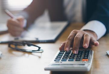 calcular los impuestos es parte de nuestro servicio contable