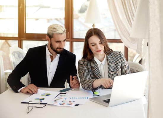 ofrecemos los mejores servicios contables